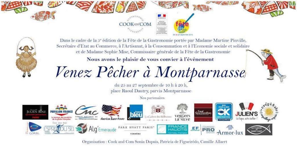 invitation peche montparnasse