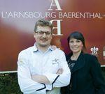 Evénement de l'année Laure et Fabien Mengus L'Arnsbourg, Baerenthal