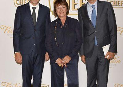 Laurent Azouz, Sonia Dupuis, Michel Mersch