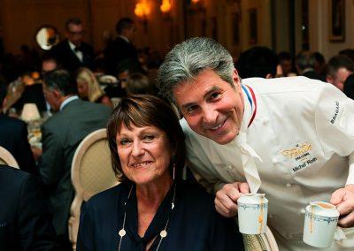 Sonia Dupuis et Michel Roth