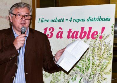 François Laurent - Directeur General Adjoint - Univers Poche