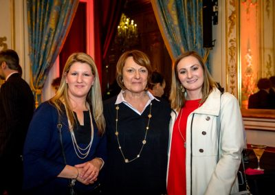 Samantha Lane, Sonia Dupuis, Sarah Nix Spinosa