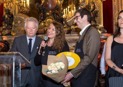 Mariette Grammont, Frédéric Deville - Saisons, Meilleur fromagers de l'année