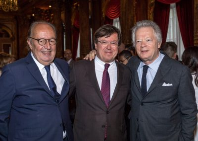 Michel Laffon, Michel Bernardaud, Gilles Pudlowski