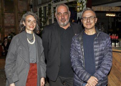 Philippe Jaenada et Philippe Besson