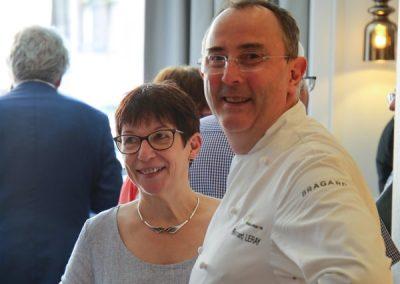 Martine et Bernard Leray, La Nouvelle Auberge