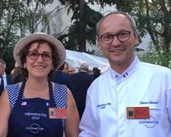 Nadine et Denis  OLIVARD