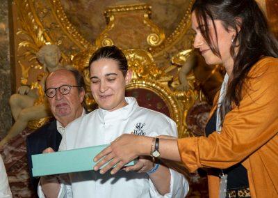 Julia Sedefdjian, Jeune-Cheffe de l'Année, Alaska seafood, Pudlo Paris 2020 et GIlles Pudlowski