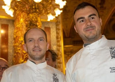 Les Boulangers de l'Année Pudlo Paris 2020 - Pascal Hérault et Anthony Raingeval