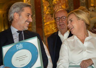 Le Salon de Thé de l'Année Pudlo Paris 2020 - Bon Temps et Hélène Darroze
