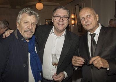 Albert Nahmias - Massimo Mori - Maurice Rougemont