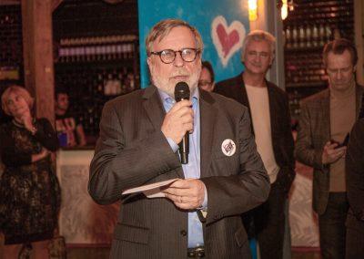 Patrice Blanc (Président de l'association des Restos du Coeur)