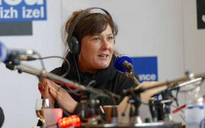 Dégustation publique de produits régionaux avec France Bleu Breizh Izel