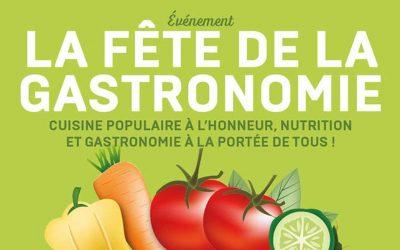 6ème édition de la Fête de la Gastronomie 2016