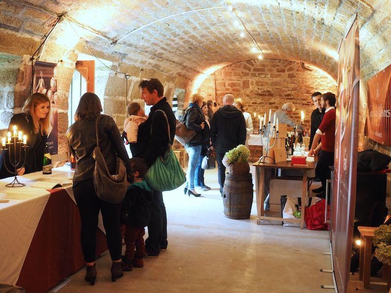 Présentation des producteurs de vins