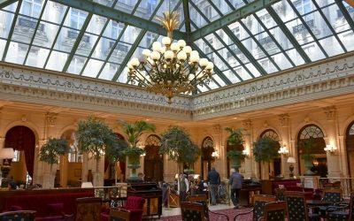 Salon - Grand hôtel intercontinental