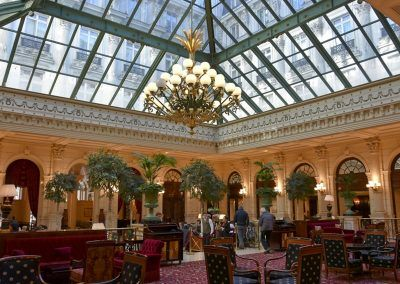 Salon - Grand hôtel intercontinental