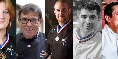 Chefs à l'honneur pour l'Independence Day 2016