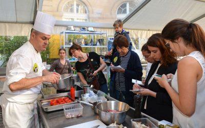 Le succès en images de la Fête de la Gastronomie 2016