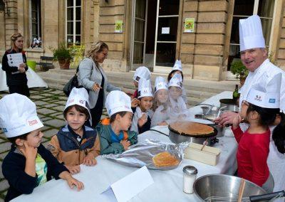 Atelier des petits chefs Michel Bailly Janze
