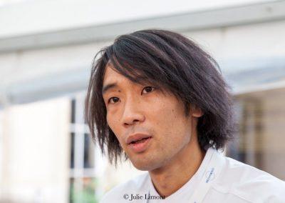 Atelier Sushi et Maki par le chef Yoshihiro Suzuki de Kura