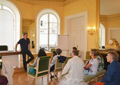 Conférence sur le végétalisme Gilles Daveau
