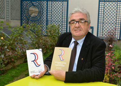 Francis Attrazic président des maitres restaurateurs