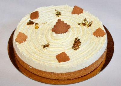 La célèbre tarte à la creme de Benoit Castel