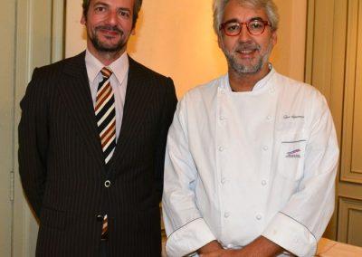 Laurent Journo et Pierre Negrevergne