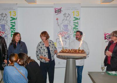 Le sublimissime gâteau d'anniversaire de Benoit Castel Pâtissier