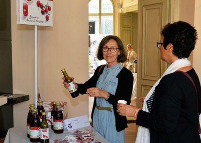 Partenaire cranberries fête de la gastronomie