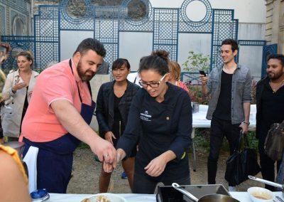 Tartelette capuccino Leslie Gontard et Jonathan Blot