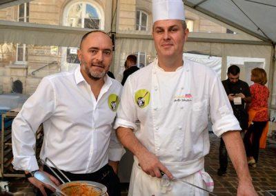Yann Le Pevedic et Sebastien Guillo