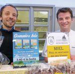Confiseur de l'année Justin et Manuel Wexler Confiserie Géromoise-Vosges Essentia, Gérardmer