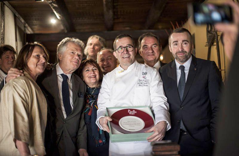 La Table de l'année > La Fourchette des Ducs : Nicolas Stamm et Serge Schaal