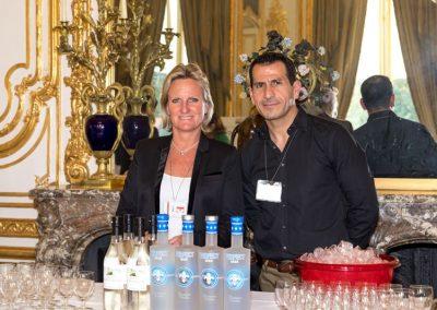 Vaness Dawe et Pierre Boueri Distillerie du Perreux