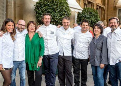 Jennifer Taieb, Mathieu Carrel, Sonia Dupuis, Frédéric Sebilleau, Jérôme Banctel, Stéphane Pitré, Arielle Sebag, Benoit Castel