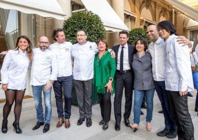Jennifer Taieb, Mathieu Carrel, Frédéric Sebilleau, Manuel  Martinez, Sonia Dupuis, Alain Pegouret, Arielle Sebag, Raphael Rego, Suzuki