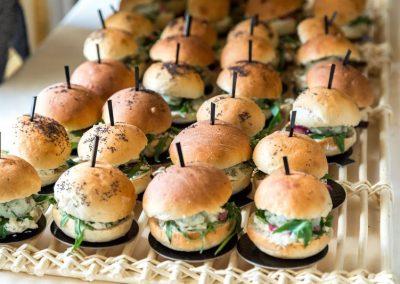 Burger de Cabillaud : MOF - Perlostrea