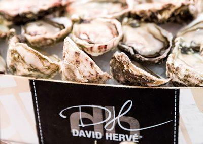 Huitres David Hervè