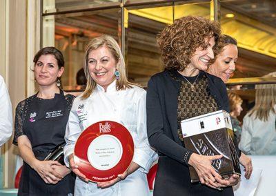 Paz Levinson, Dina et Maria Nikolaou