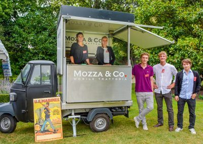 Equipe Mozza & Co