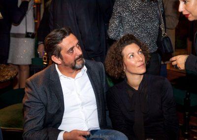 Benoit Castel, Stephanie et Celine Noyel