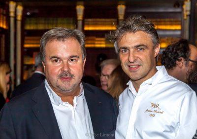Pierre Hermé et Jérôme Banctel