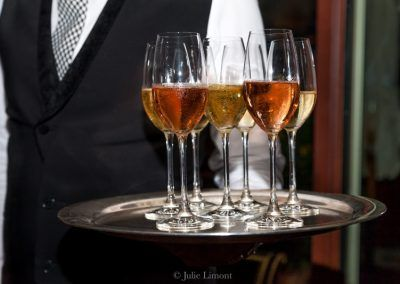 Champagne Bollinger, brut ou rosé
