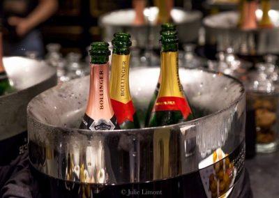 Notre partenaire Champagne de la soiree champagne Bollinger