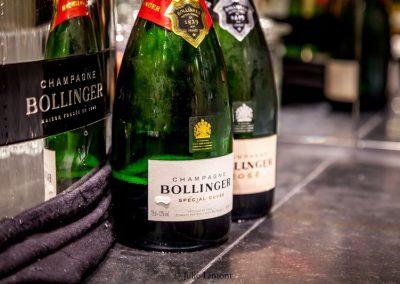 Notre partenaire Champagne de la soiree
