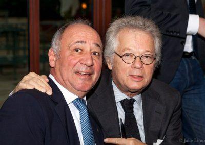 Marc Haeberlin et Gilles Pudlowski
