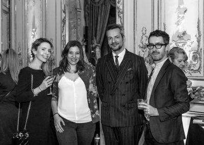 Marie Sargueil, Pauline Claysen, Laurent J. Journo, Pierre Hubert Meilhac