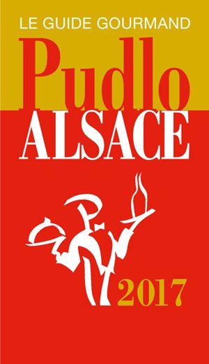 Couverture Pudlo Alsace 2017